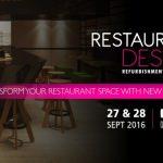 Marino Buitenhaard op de Restaurant Design Show