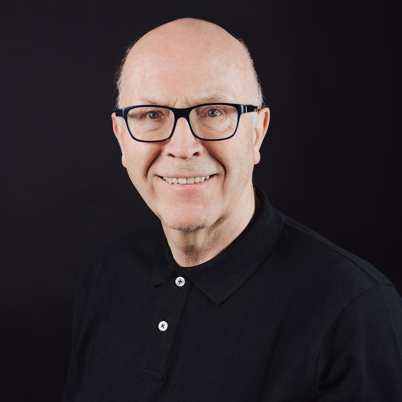 Portret van Carino Sunderman, oprichter van Sunwood