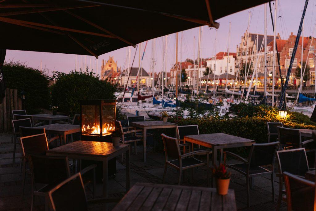 Marino bij Restaurant De Werf