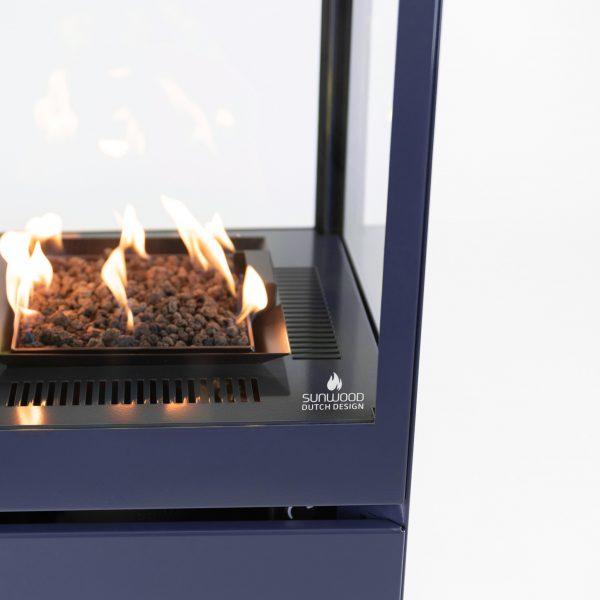 Sunwood Marino Premium Custom Kleur RAL 5022 Buitenhaard